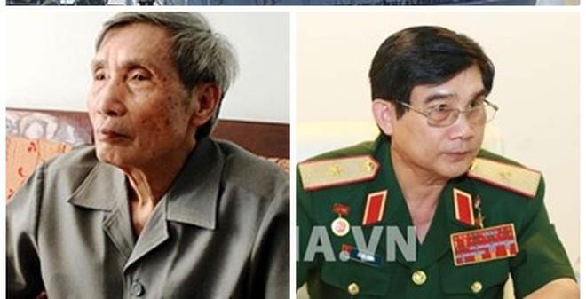 5 vị tướng lừng danh lên tiếng vụ giàn khoan Trung Quốc