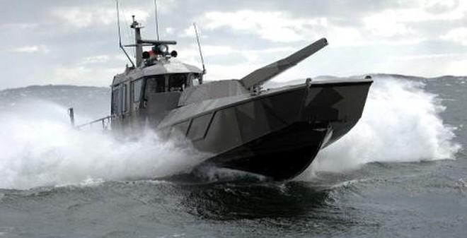 Patria Nemo - hệ thống cối độc đáo cho tàu hải quân