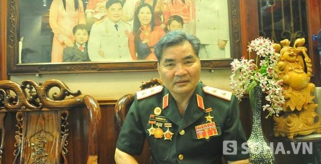 Tướng Phạm Xuân Thệ: Phải khiến TQ biết dè chừng ở Biển Đông