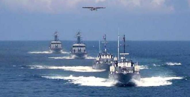 Thực lực Hải quân Philippines - Trung Quốc: Châu chấu đá voi