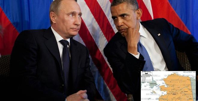 Dân Nga: Sau khi sát nhập Crimea, Nga sẽ lấy tiếp Alaska từ Mỹ
