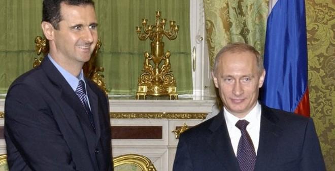 Assad tuyên bố ủng hộ Putin trong vấn đề Ukraine