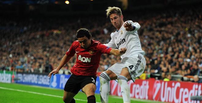 Man United vs Real Madrid: Không ăn được thì đạp đổ