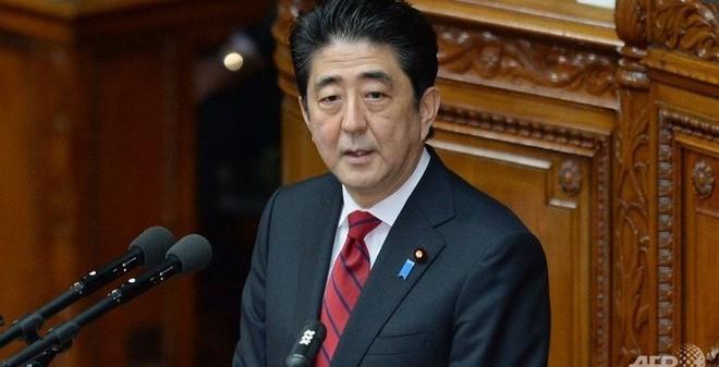 Abe mềm mỏng: Nhật - Trung khăng khít, 'không thể chia tách'