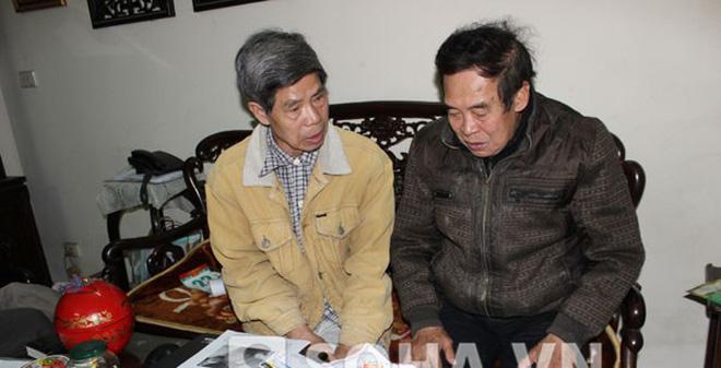 Gia đình chị Huyền muốn mời Bộ trưởng Tiến đến dự tòa