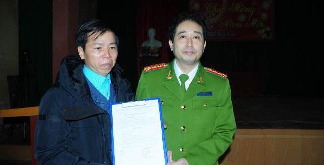 Ông Nguyễn Thanh Chấn sẽ nhờ luật sư tư vấn yêu cầu bồi thường