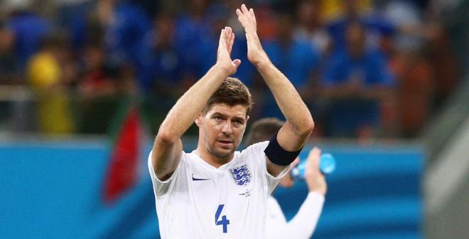 Người Anh đã sai khi chọn Steven Gerrard làm đội trưởng!