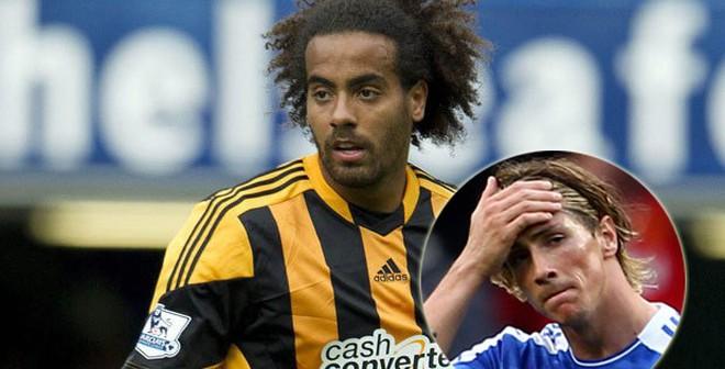 """Đối thủ nặng ký cạnh tranh """"Vua chân gỗ"""" với Torres"""