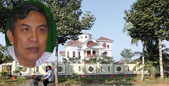 Phó Chủ tịch tỉnh Bến Tre nói về biệt thự của ông Trần Văn Truyền