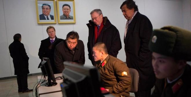Trung Quốc nhận định gì về sự cố tê liệt internet của Triều Tiên?