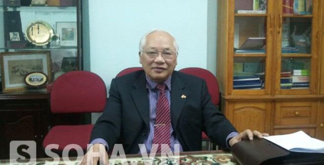 Nguyên Thứ trưởng Bộ Xây dựng nói về trụ cầu Vĩnh Tuy bị nứt