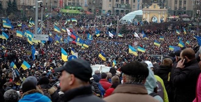 Tương lai Ukraine 'thảm' hơn hậu Cách mạng cam?