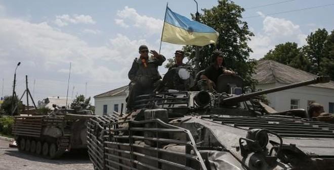 Biên giới khủng hoảng, Nga lên tiếng đe doạ Ukraine
