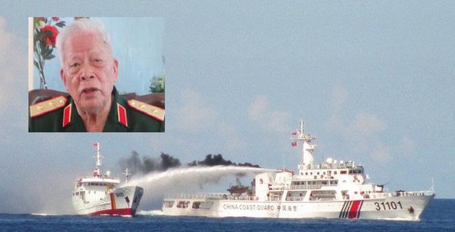 Tướng Phong: Trung Quốc xâm phạm, lòng yêu nước lại hừng hực