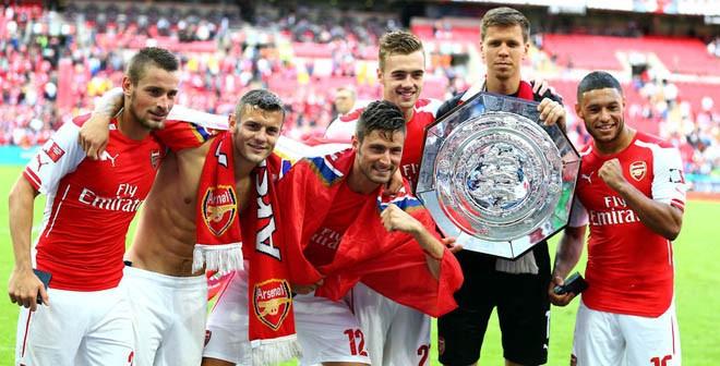 Besiktas – Arsenal: Và đây, bài test đích thực!