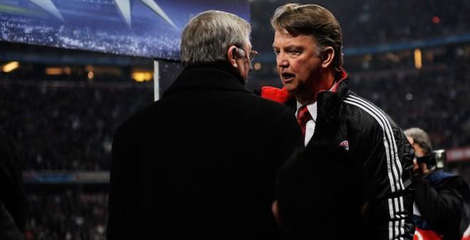 "Van Gaal bất ngờ ""bóc mẽ"" bí quyết của Sir Alex"