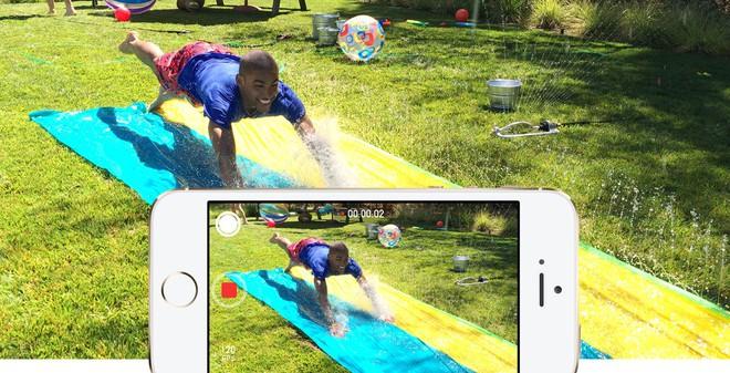 Những clip slowmotion ấn tượng nhất 2013 của iPhone 5s
