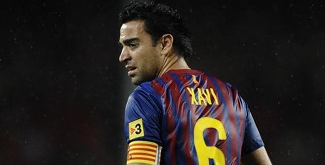 """Rời bỏ Barca, Xavi sang Mỹ nhận lương """"khủng"""""""