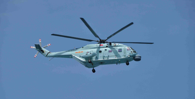 Lộ diện công cụ chống ngầm nguy hiểm cho tàu sân bay Liêu Ninh