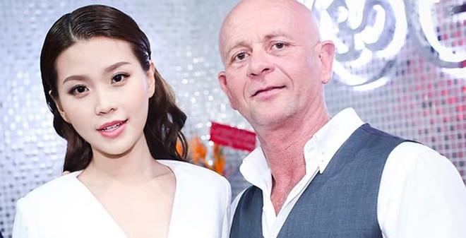 Á hậu Diễm Trang lộ diện sau khi công khai bạn trai giàu có