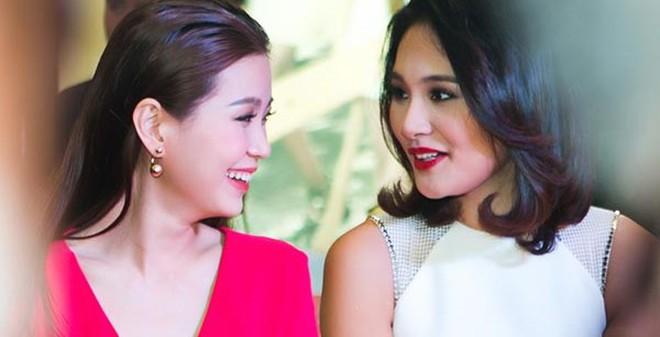Mỹ nhân đẹp nhất châu Á hết lời khen ngợi Diễm Trang