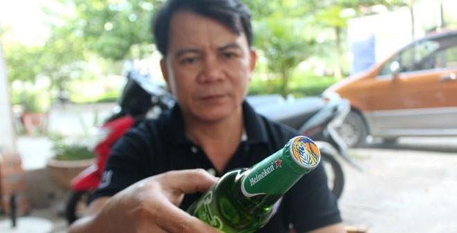 Vụ bia Heineken đóng nắp Tiger: Có dấu hiệu vi phạm pháp luật?