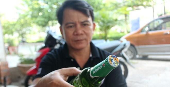 Vụ bia Heineken đóng nắp Tiger: Quy trình sản xuất có vấn đề?