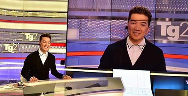 Mr Đàm thử làm MC Đài truyền hình lớn nhất châu Âu
