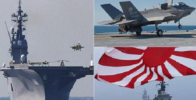 """Izumo Nhật Bản sẽ khiến tàu sân bay Trung Quốc """"ôm hận""""?"""