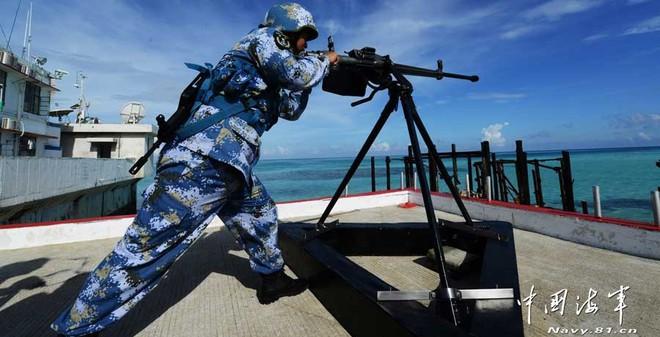 TQ 8 lần đuổi máy bay Mỹ ở biển Đông: Tường thuật của CNN từ P-8