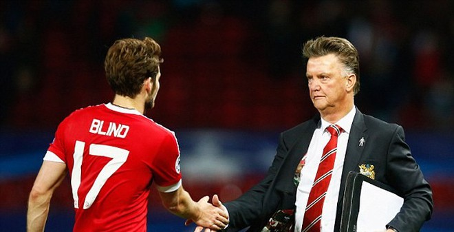 Van Gaal bất ngờ tuyên bố việc nghỉ hưu