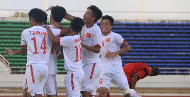 U19 Việt Nam có thể đụng độ U19 Thái Lan ở VCK Châu Á