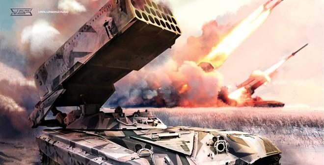 Những khoảnh khắc ấn tượng của Quân đội Nga trong năm 2015