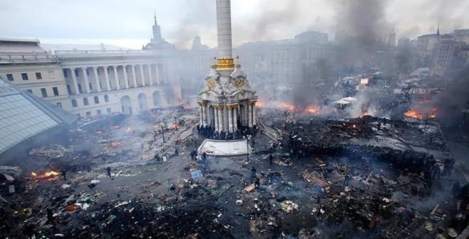Ukraine thừa nhận Nga không dính líu đến Maidan