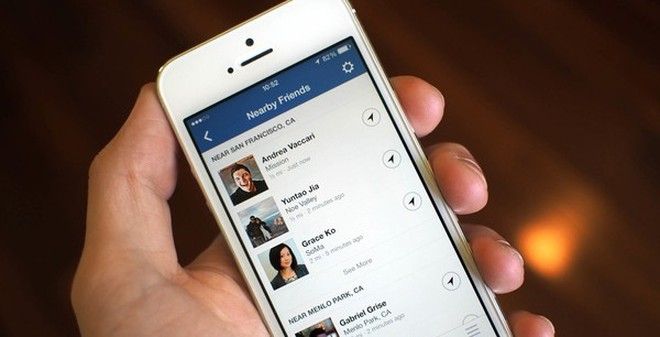 Facebook có thêm tính năng... theo dõi người khác