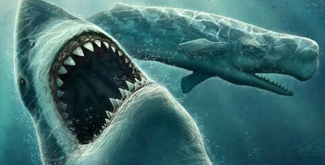 Top 10 quái vật thời tiền sử đáng sợ nhất dưới biển