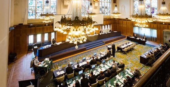 Tòa án quốc tế xử vụ Biển Đông: 1-0 cho Philippines