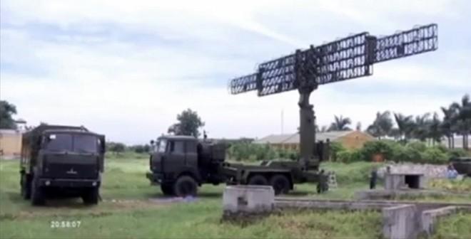 Hình ảnh radar chống tàng hình RV-02 Việt Nam tự sản xuất