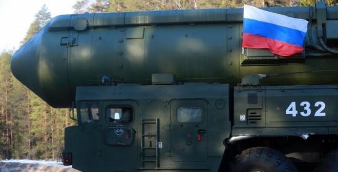 Tên lửa RS-26 của Nga sẽ ra trận vào năm 2016