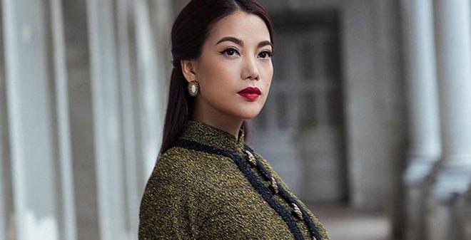 Trương Ngọc Ánh hoá thân thành quý bà nổi tiếng nhất hành tinh