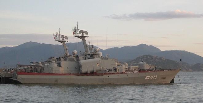 Hiện đại hóa tên lửa chống hạm cho Tarantul 1241.RE Việt Nam