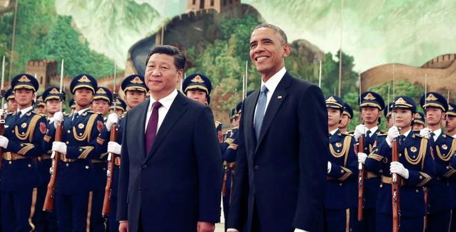 """Tổng thống Obama """"há miệng mắc quai"""" khi chỉ trích TQ nặng nề?"""