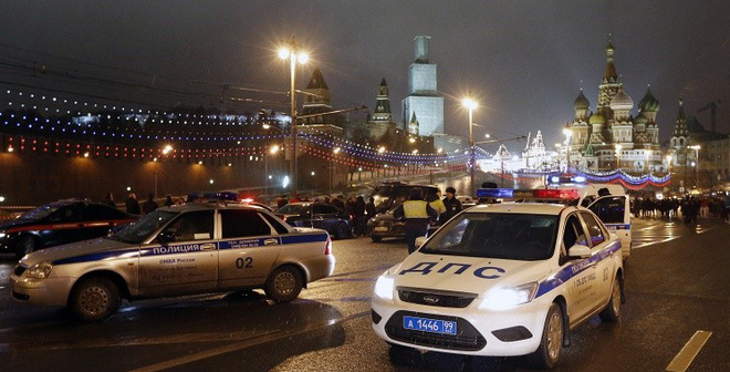 Nga xác định những nghi phạm đầu tiên vụ ám sát ông Nemtsov
