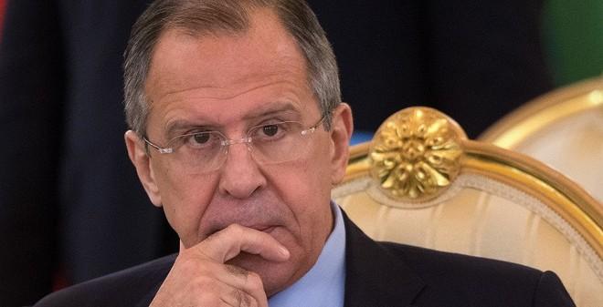 """Ngoại trưởng Nga Lavrov: """"Chớ thử thách sự kiên nhẫn của tôi"""""""
