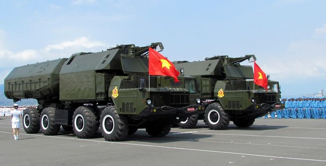 Lực lượng tên lửa bờ Việt Nam - Số 1 ASEAN, thứ 2 châu Á?