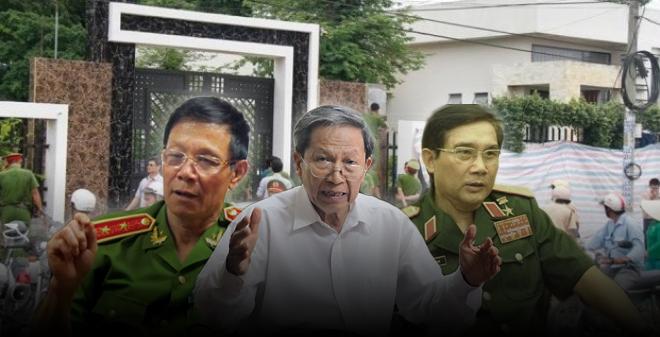 Tướng Cương, tướng Lương nói về chuyện trách nhiệm tướng Vĩnh nêu