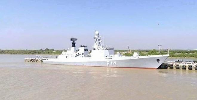 Tự đóng chiến hạm tàng hình cỡ lớn, CNQP Myanmar đã vượt mặt VN