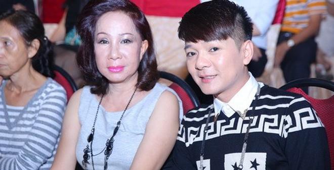 Người vợ bí mật, hơn nhiều tuổi của ca sĩ Vũ Hà