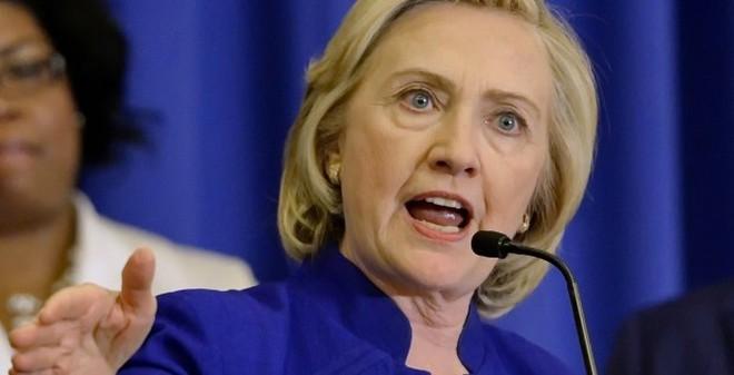 """TQ """"nóng máu"""" vì ông Tập bị bà Hillary Clinton """"mắng thẳng"""""""