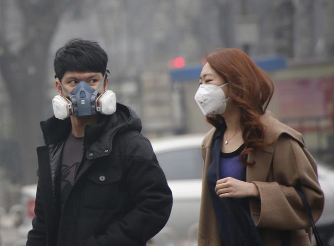"""""""Thủ phạm"""" không ngờ gây ô nhiễm không khí đáng sợ ở TQ"""